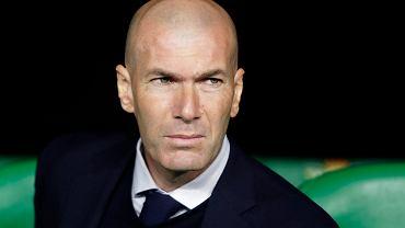 Real Madryt podjął decyzję ws. Zinedine'a Zidane'a! Madrycki