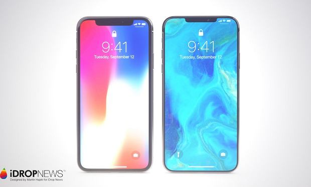 iPhone XI - grafika koncepcyjna
