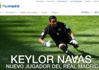 Primera Division. Oficjalnie: Keylor Navas bramkarzem Realu Madryt