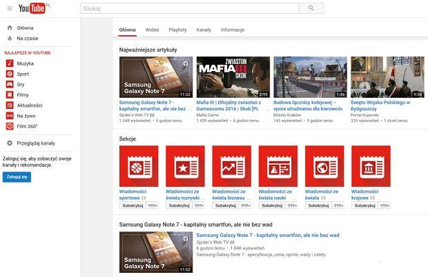 YouTube ma antypiracki automat. Potrafią zablokować, zanim film stanie się widoczny