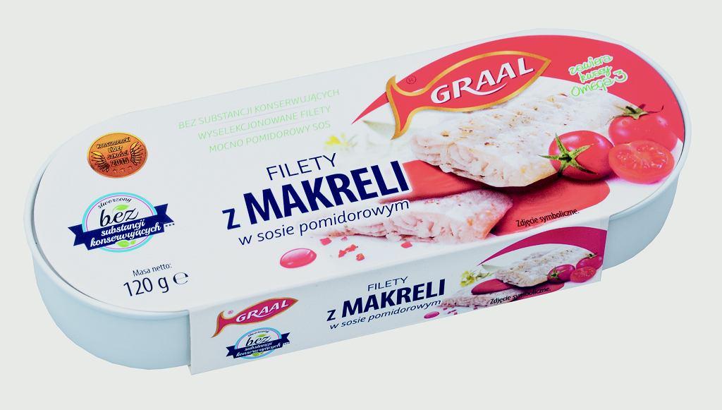 Filety z makreli od GRAAL