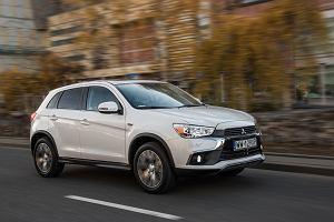 """SUV, który był tani, teraz jest jeszcze tańszy. Mitsubishi sprzedaje ASX-a """"taniej o VAT"""""""