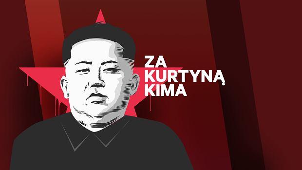 Za kurtyną Kima
