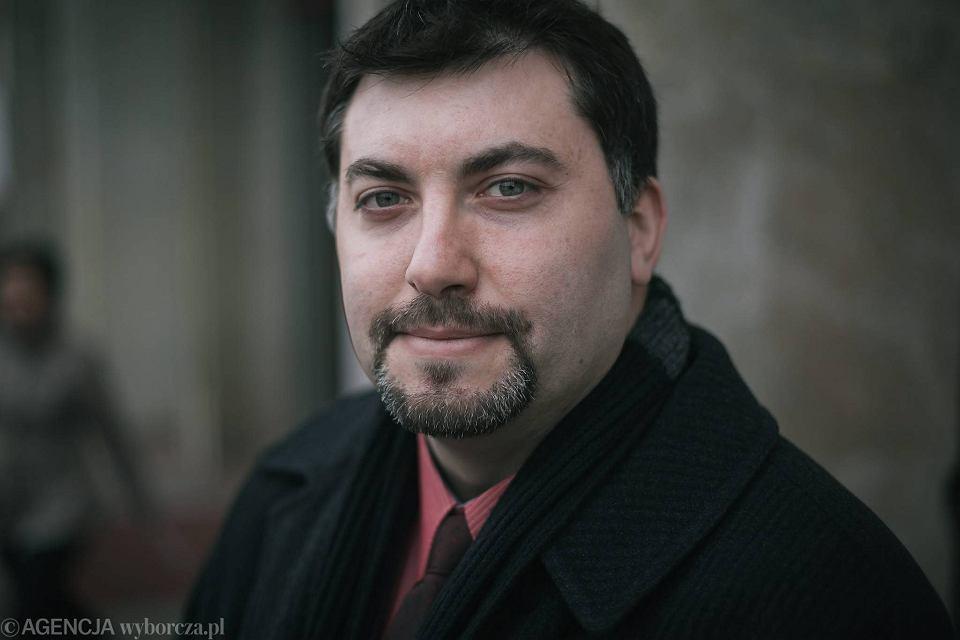 Artur Dziambor KNP