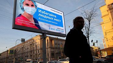 Bilboard w Rosji