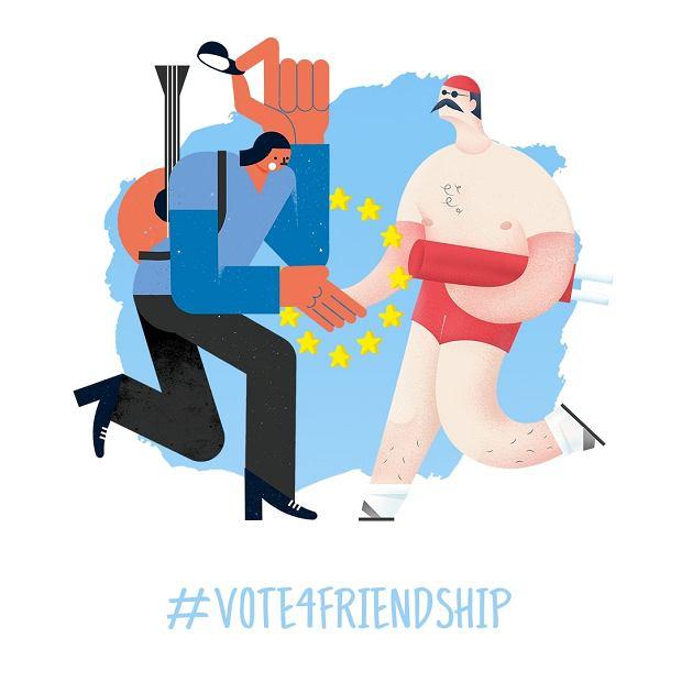 #vote4friendship