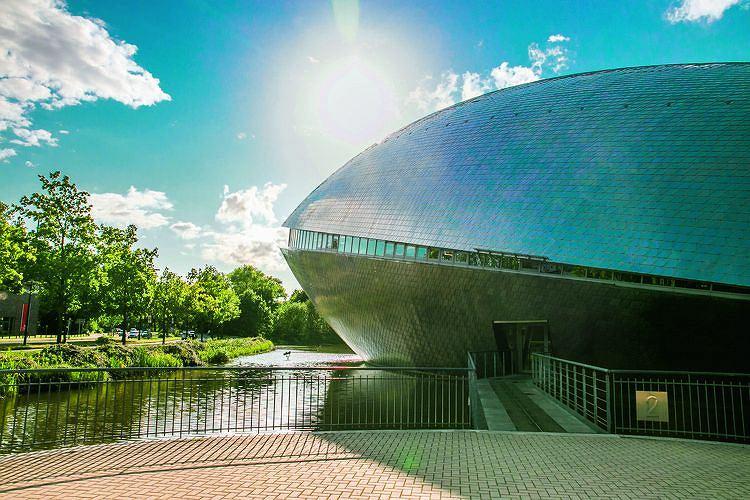 Centrum nauki o ziemi i kosmosie w Bremie