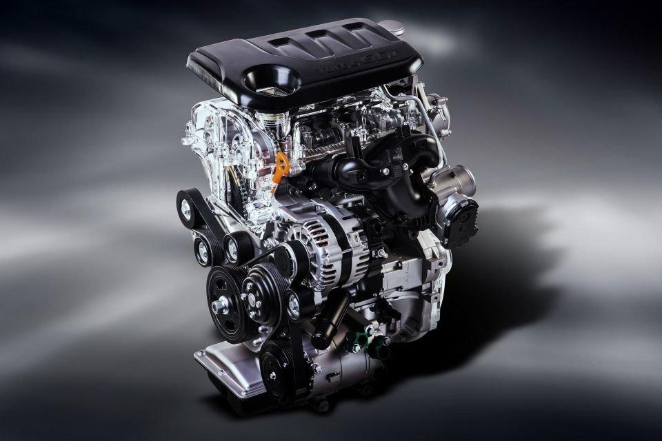 Silnik 1.0 Kappa T-GDi