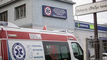 Wojewódzka Stacja Pogotowia Ratunkowego i Transportu Sanitarnego  Meditrans  w Warszawie