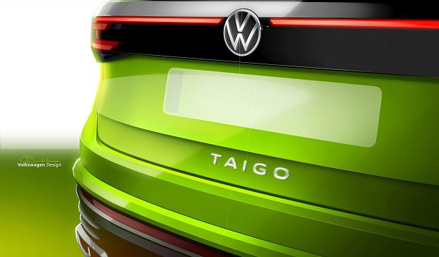 Volkswagen Taigo concept