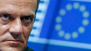 Donald Tusk po wyborze na szefa Rady Europejskiej