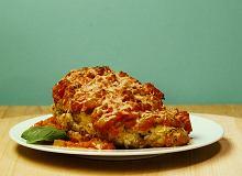 Pierś z kurczaka zapiekana w sosie pomidorowym - ugotuj