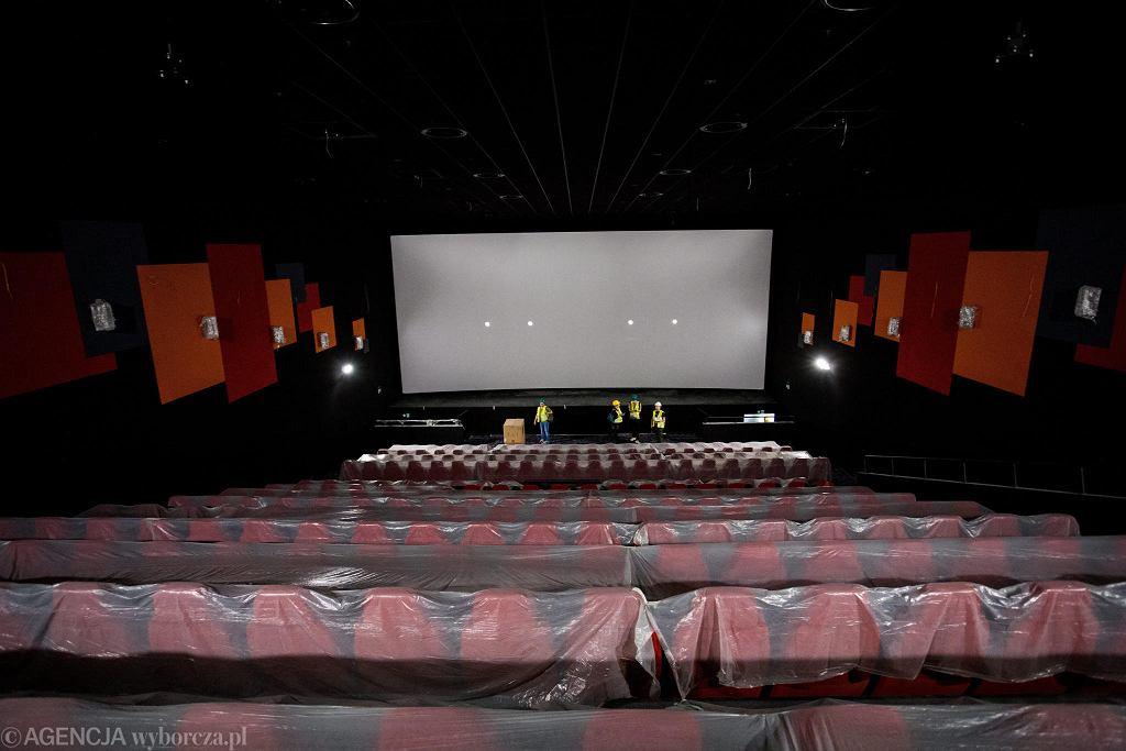 Cinema City - mimo zapowiedzi - nie otworzy swoich kin 3 lipca