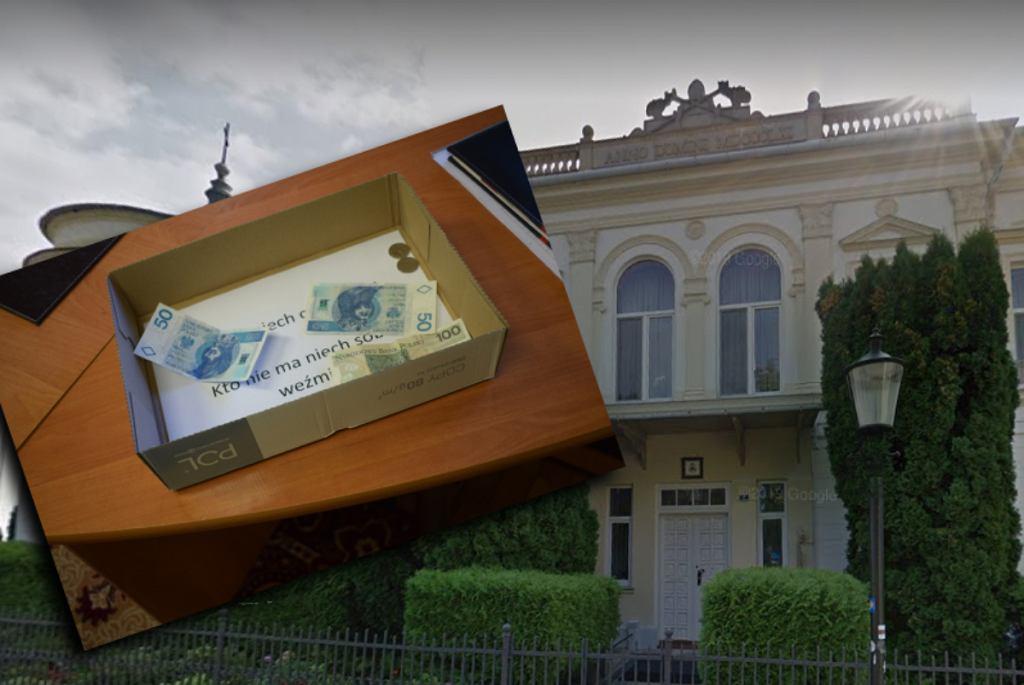 Zbiórka w Kurii Diecezjalnej w Sandomierzu