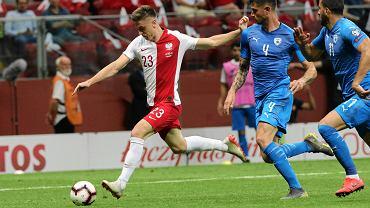 Polska - Izrael 4:0. Krzysztof Piątek