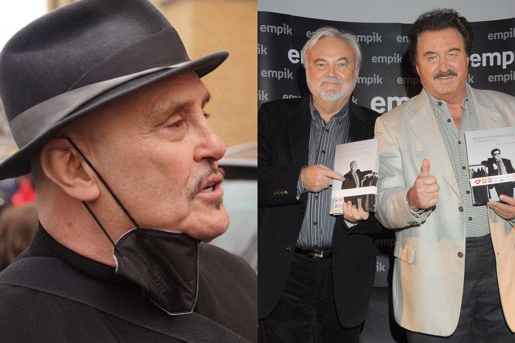 Marian Lichtman, Andrzej Kosmala, Krzysztof Krawczyk