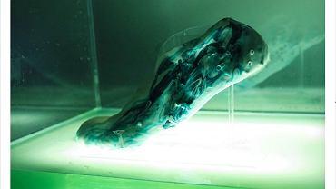 Futurystyczne buty do bieganie w 3D