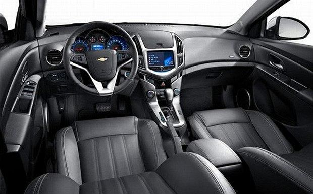 Chevrolet Cruze po faceliftingu