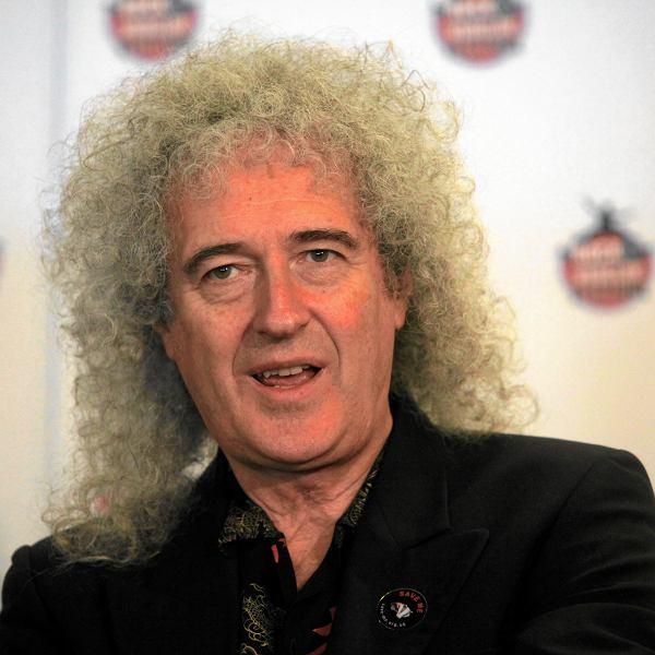 Brian May miał zawał serca