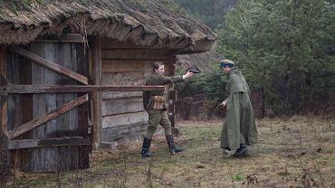 Kadr z filmu 'Wyklęty'