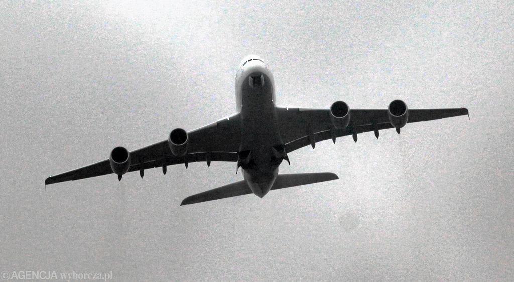 A380 linii lotniczych Lufthansa