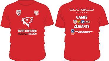 Koszulka na FF Ligi Mistrzów