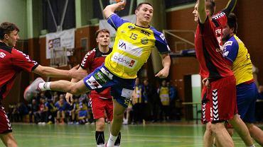 Druga liga piłkarzy ręcznych: Kancelaria Andrysiak Stal Gorzów - SMS II Gdańsk 27:23 (15:13)