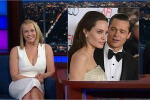 Chelsea Handler, Angelina Jolie i Brad Pitt
