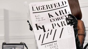 Karl Lagerfeld L'Oreal Paris