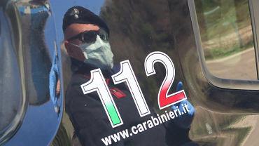 Włoska policja - zdjęcie ilustracyjne