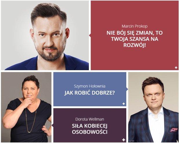 Dorota Wellman, Dorota Wellman, Szymon Hołownia