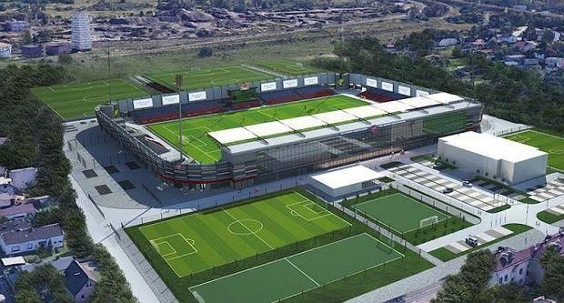 Klub z Ekstraklasy będzie miał nowy stadion. Ruszył przetarg