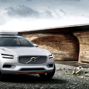2014 Volvo Concept XC Coupe