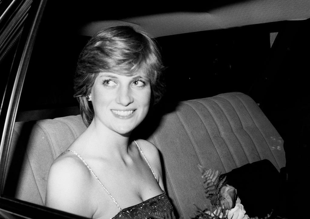 $Princess of Wales Lady Diana Spencer