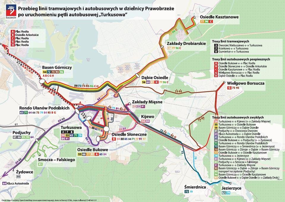 Nowa Linia H Trasy Rozklady Przystanki 29 Stycznia Rewolucja
