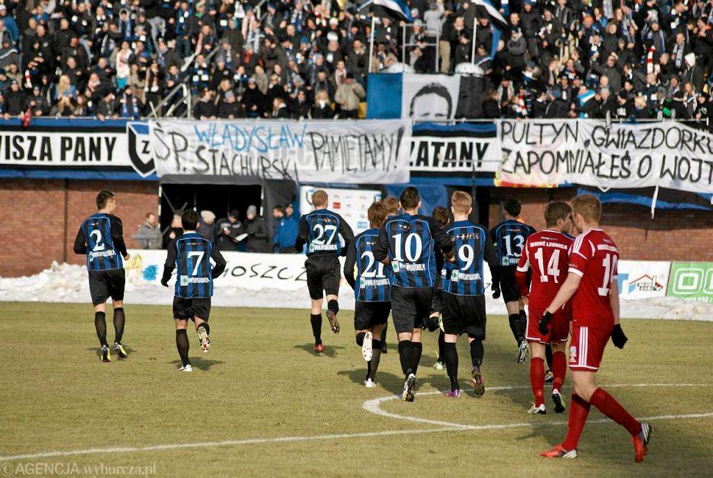 W ostatnim meczu i siebie Zawisza pokonał 5:1 Miedź Legnica