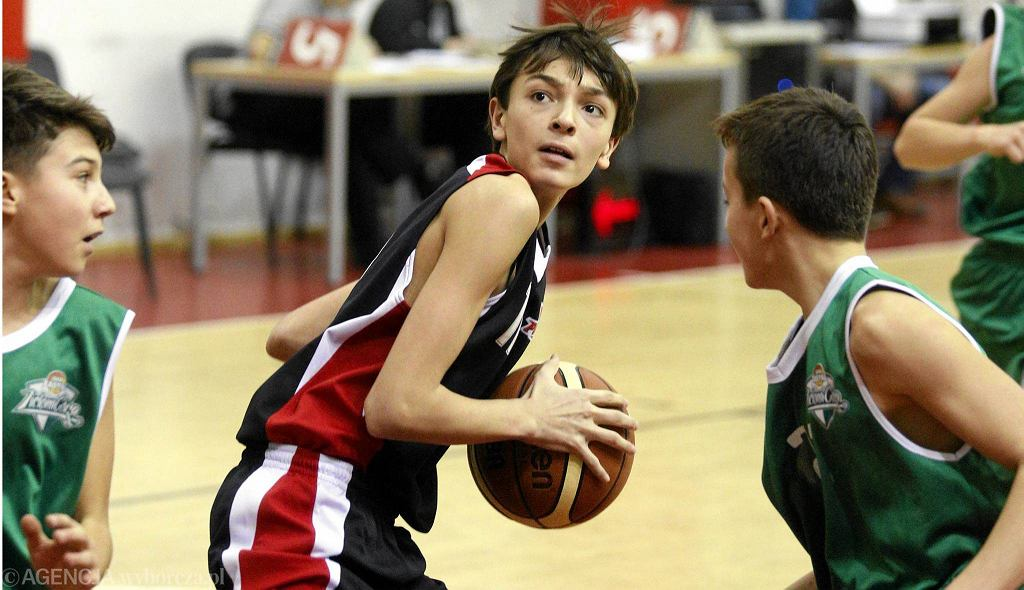 Mecz Polonia - Zastal w Future for Basket Cup Warszawa 2013