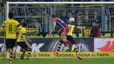 Borussia - Bayern 0:1