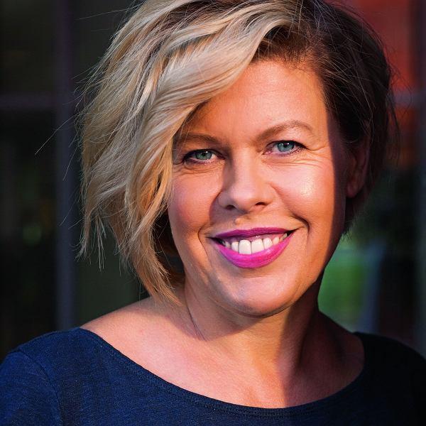 Iwona Grochowska. Ekspertka motywacji i budowania zespołów. Współtwórczyni i co-founderka start-upu Nais.