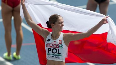 Siódmy wynik w historii polskiej lekkoatletyki! Polka jedzie na IO