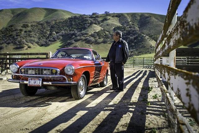 Irv Gordon i jego Volvo P1800 przejechali już wspólnie prawie 3 mln mil