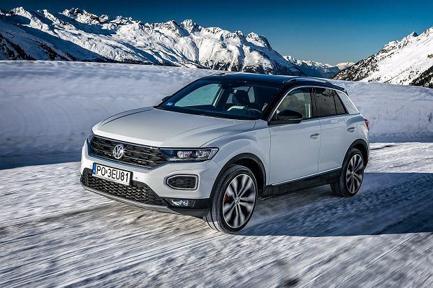 """Pierwsza jazda Volkswagen T-Roc 2.0 TSI. Tylko nie mów do mnie """"mały"""""""
