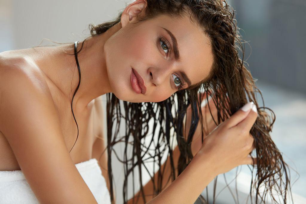 Maseczka drożdżowa na włosy