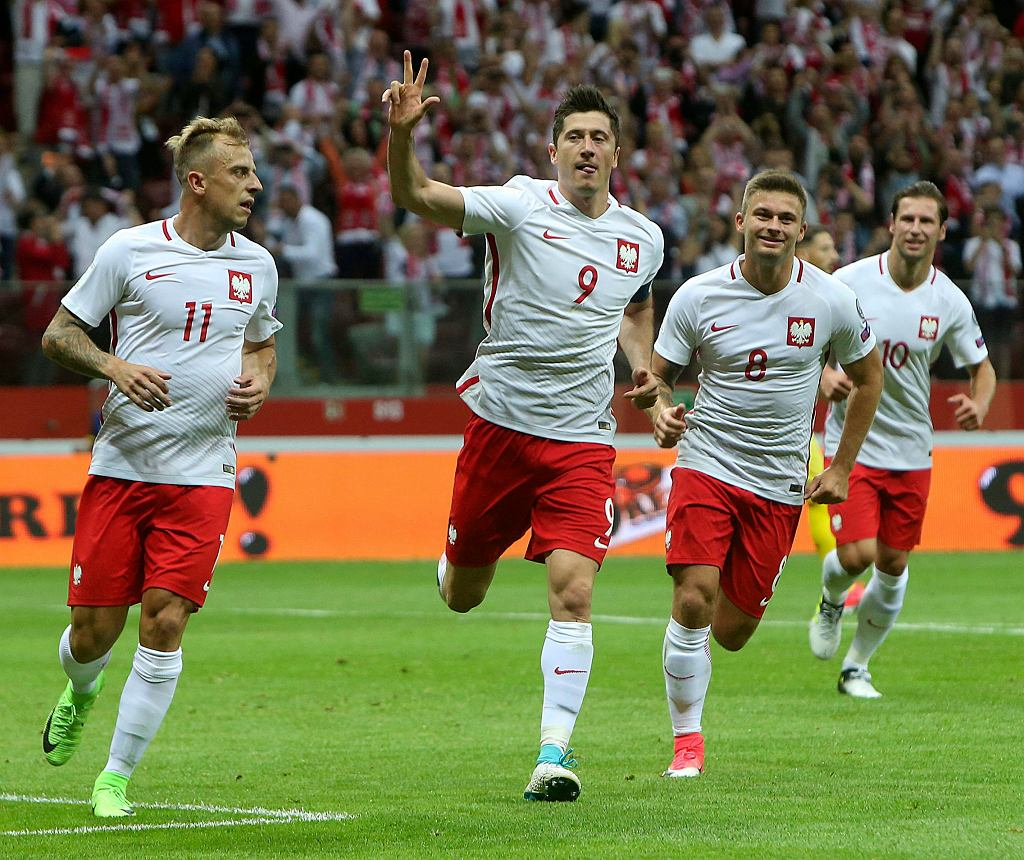 Soccer WCup 2018 Poland Romania