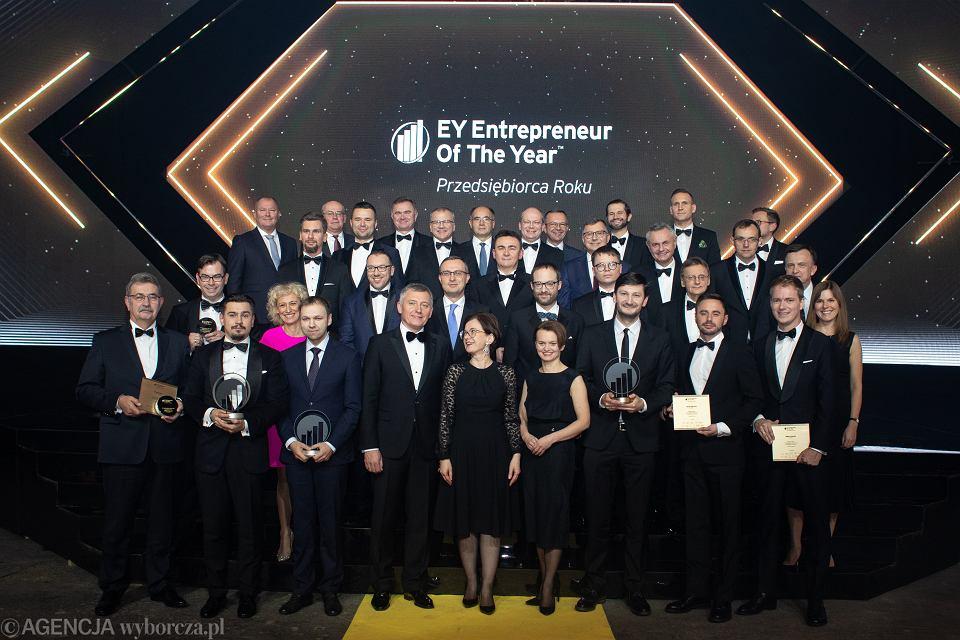 Gala Konkursu 'Przedsiębiorca Roku' 2018