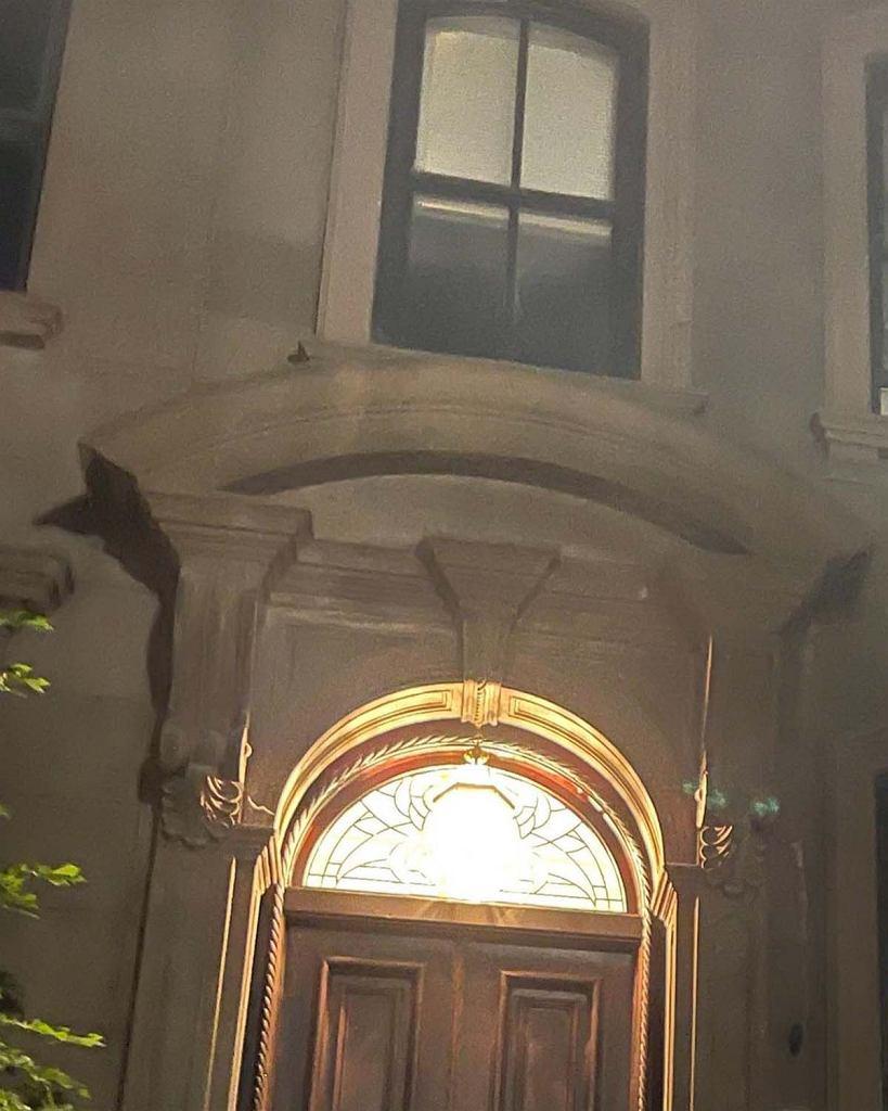 Sarah Jessica Parker odwiedziła mieszkanie Carrie