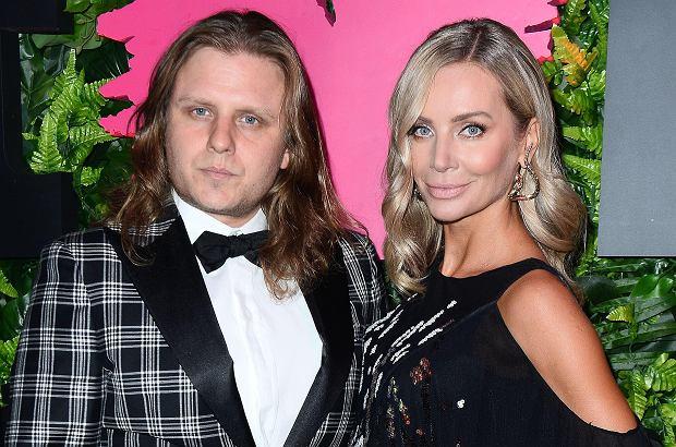 Agnieszka Woźniak-Starak i Piotr Woźniak-Starak 27 września obchodziliby trzecią rocznicę ślubu.