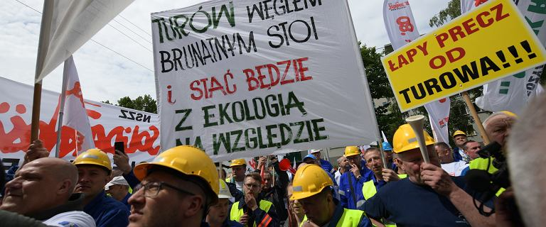 TSUE: Polska musi zapłacić za niezamknięcie kopalni Turów. 500 000 euro dziennie