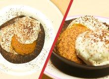 Błyskawiczne tiramisu w miseczkach z czekolady - ugotuj