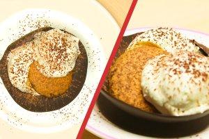 Błyskawiczne tiramisu w miseczkach z czekolady. Świętujemy Święto Czekolady czekoladą!